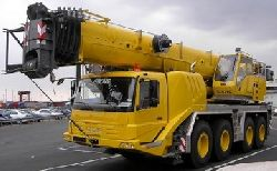 Автокран GROVE GMK 4100L