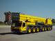 Самый большой вездеходный кран Grove выполняет тяжелую работу по проекту реконструкции завода во Франции
