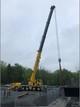 Канадская компания расширяет свой парк новым вездеходным краном Grove GMK5250L